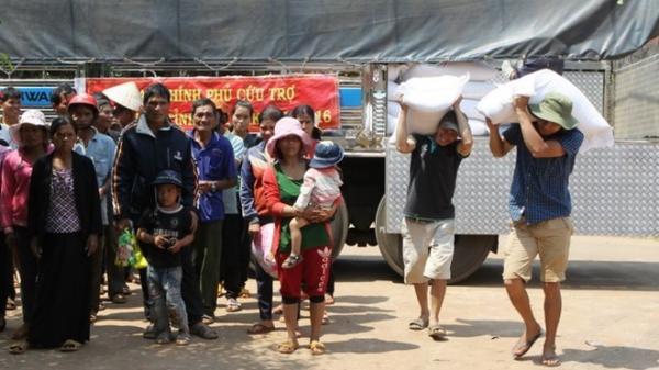 Yên Bái là 1 trong 3 tỉnh duy nhất phải xin gạo hỗ trợ cho 162.000 người dân ăn Tết