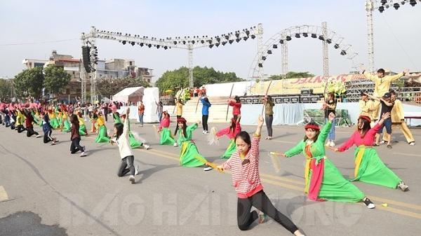 Đếm ngược ngày về Hải Dương dự lễ hội Carnaval lần đầu tiên được tổ chức chào đón năm mới 2019