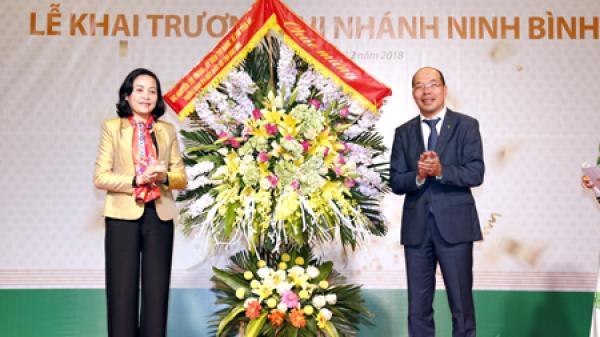 Khai trương chi nhánh Ngân hàng TMCP Phương Đông (OCB) tại Ninh Bình