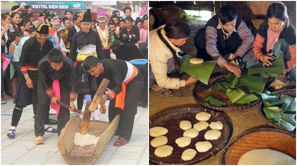Gần Tết nghe kể lại truyền thuyết Bánh dày người Mông ở Điện Biên
