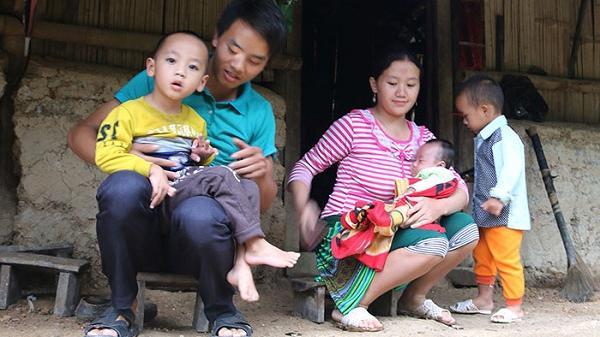 Chuyện ở nơi những bé gái Điện Biên 15 tuổi đã lấy chồng