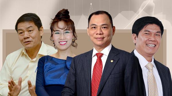 Doanh nhân người Hải Dương nằm trong TOP 10 nhân vật giàu nhất Việt Nam 2018