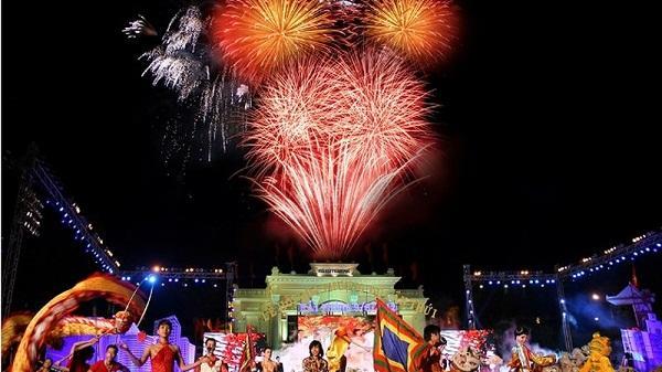 Chú ý: Thay đổi thời gian b.ắn pháo bông tại Lễ hội văn hoá du lịch xứ Đông