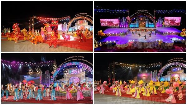 Chiêm ngưỡng cảnh hàng nghìn người dân đổ về Quảng trường dự lễ hội Carnaval lần đầu tiên được tổ chức ở Hải Dương