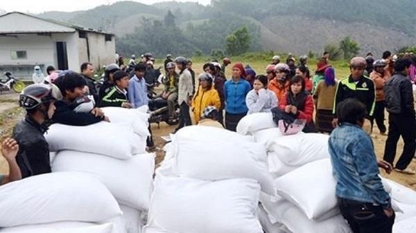 380 tấn gạo dự trữ sẵn sàng đến với người dân Yên Bái dịp Tết Nguyên đán 2019