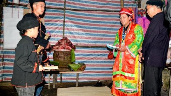 Độc đáo lễ cấp sắc của người Dao ở Yên Bái