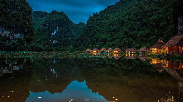 """Ở mãi chẳng muốn về khi tới 6 homestay có view cực đẹp và giá """"cực yêu"""" ở Ninh Bình"""