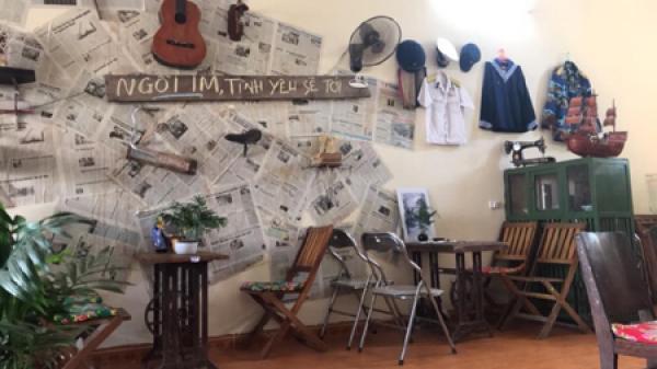 Những quán cà phê độc đáo bậc nhất trên đất Ninh Bình