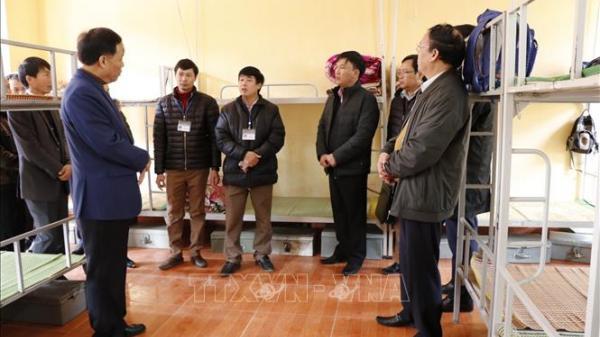 KHẨN: Phòng, chống rét cho học sinh vùng cao ở Yên Bái