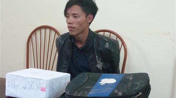 Thêm thông tin vụ thanh niên Điện Biên bị b.ắt g.iữ cùng 5 bánh h eroin
