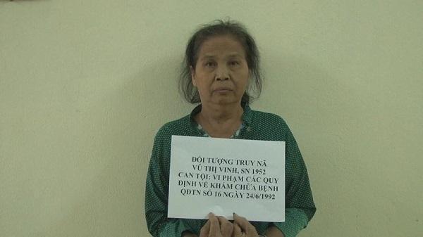 Công an tỉnh Ninh Bình: Bắt nữ y tá vô ý làm chết người sau 25 năm lẩn trốn