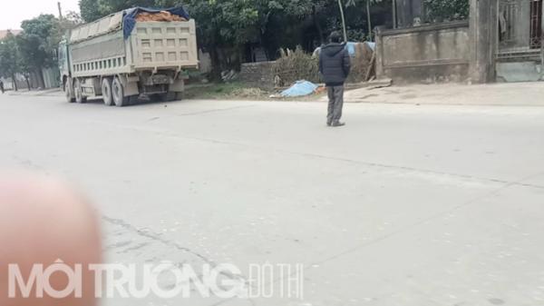 Ninh Bình: Xe tải 'lộng hành', Công an Gia Viễn có trách nhiệm gì?