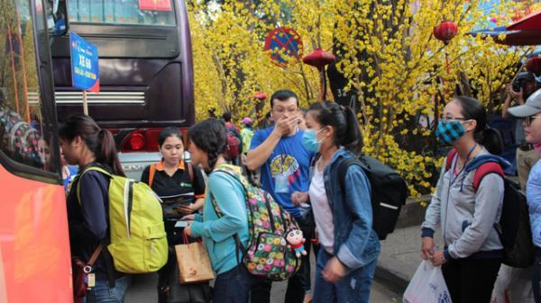 Hàng vạn vé xe miễn phí đưa công nhân, bệnh nhân Hải Dương về quê ăn Tết