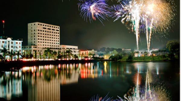 HOT: Yên Bái sẽ b ắn pháo hoa tại 3 điểm trong dịp tết Nguyên đán 2019