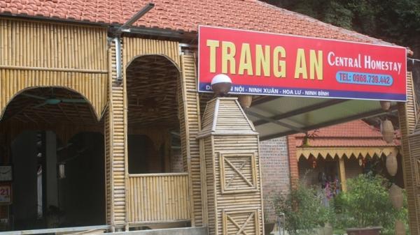 Ninh Bình khuyến cáo du khách không lưu trú tại homestay trái phép ở Tràng An