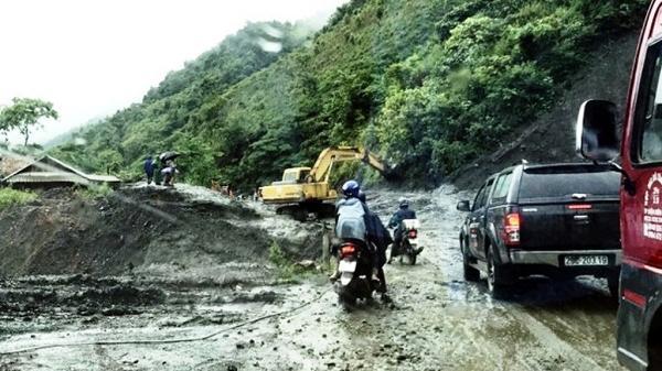 Rét đậm, rét hại đã quay trở lại, Điện Biên cần đề phòng lũ quét và sạt lở đất