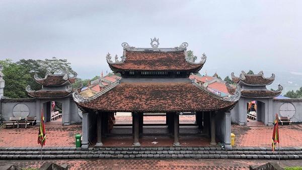 Ngôi đền nổi tiếng linh thiêng ở Hải Dương nhưng ít người biết đến