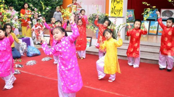 Học sinh Yên Bái nghỉ Tết Nguyên đán 14 ngày