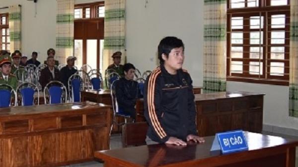 Ninh Bình: Chở pháo n.ổ đi bán dịp Tết, lĩnh án 18 tháng tù giam