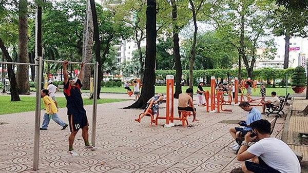 Chí Linh( Hải Dương) vừa khánh thành công trình thể thao công cộng đầu tiên với mức đầu tư khủng
