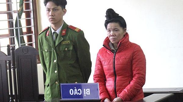 Tuyên phạt người phụ nữ Điện Biên 20 năm tù giam về tội mua bán tr.ái phép chất m.a t.úy