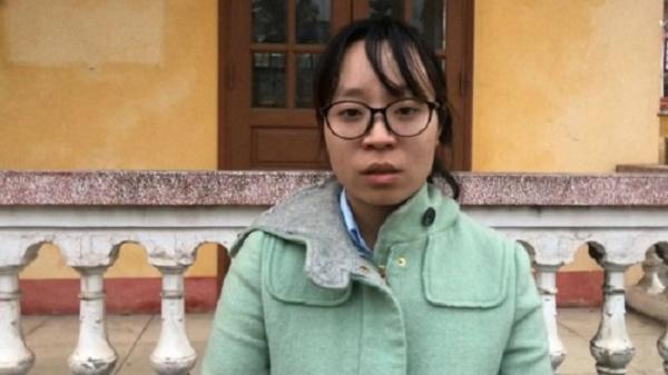 Vụ tai nạn thảm khốc ở Hải Dương: Vợ tài xế mang bầu mếu máo cầu xin mọi người tha thứ