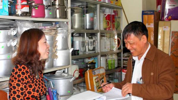 Ninh Bình: Huyện Yên Mô thu lệ phí môn bài vượt chỉ tiêu