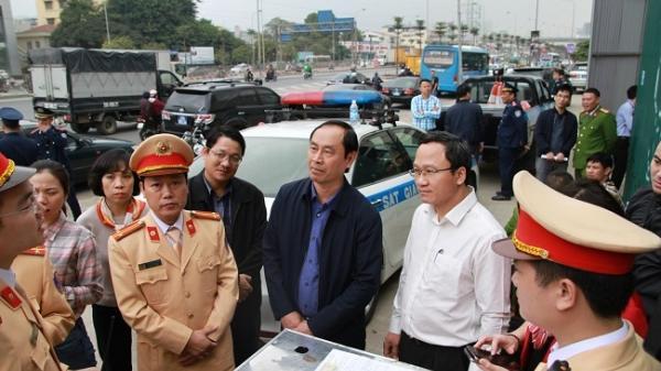 Phát hiện tài xế xe khách đêm dùng m.a túy sáng vẫn chạy tuyến Hà Nội - Ninh Bình
