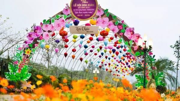 Ninh Bình: Lễ hội hoa Xuân Bái Đính 2019 - Sự kiện hấp dẫn được chờ đón tại Khu du lịch văn hóa tâm linh chùa Bái Đính
