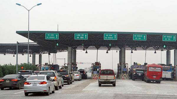 Cao tốc Cầu Giẽ - Ninh Bình gần cán mốc 100.000 lượt/ngày đêm