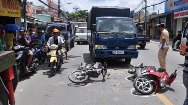 112 người ch.ết, 150 người bị thương vì tai nạ.n giao thông trong 6 ngày nghỉ Tết