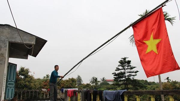 Bí ẩn ngôi làng Hải Dương dựng cây nêu đón Tết Nguyên đán độc nhất ở Việt Nam