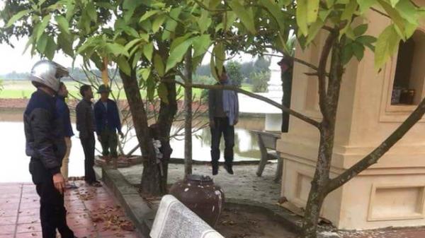 Hải Dương: Tá hỏa phát hiện nam thanh niên treo cổ tự tử tại chùa
