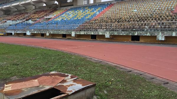 Sẽ sớm đưa sân vận động Ninh Bình vào hoạt động hiệu quả