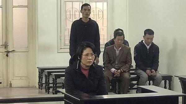 Người phụ nữ nói dối con gái đang ở Anh để l.ừa đảo nhiều người ở Hải Dương lĩnh án 19 năm tù