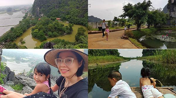 """Bà mẹ 2 con chia sẻ """"bí kíp"""" vừa khám phá vừa nghỉ dưỡng sang chảnh với 3 ngày 2 đêm ở Ninh Bình"""