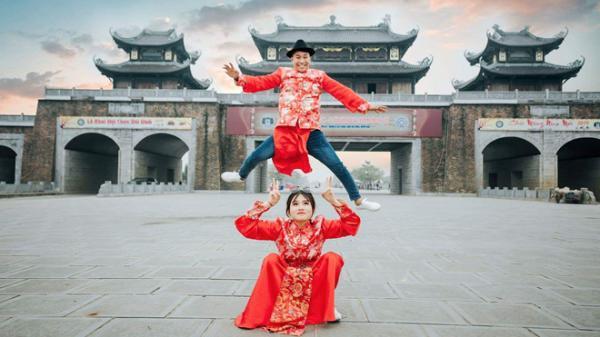 Chú rể Ninh Bình bị thách uống hết 20 chén rượu mới được đón dâu