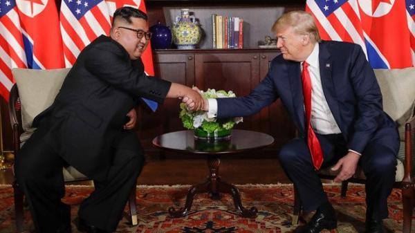 Lịch làm việc của Tổng thống Trump trong ngày đầu tiên của Hội nghị thượng đỉnh
