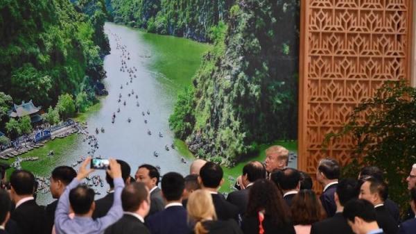 Tổng thống Donald Trump muốn thăm danh thắng Tràng An (Ninh Bình)