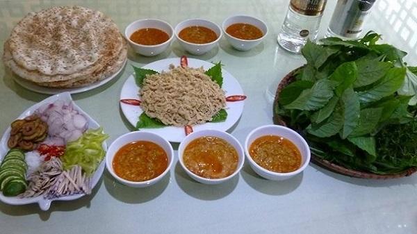 Độc đáo món gỏi cá nhệch ở Ninh Bình