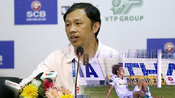 """Xót xa cho Văn Toàn, fan đồng loạt """"tấn công"""" fanpage HAGL kêu gọi HLV Dương Minh Ninh từ chức"""
