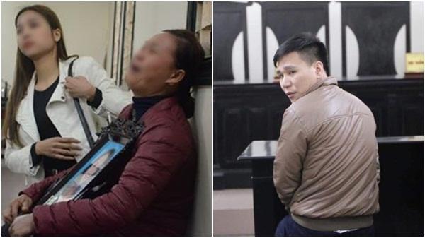Châu Việt Cường hầu tòa, mẹ cô gái mang di ảnh khóc nức nở yêu cầu nam ca sỹ đền tội