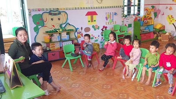 """Giải """"bài toán"""" thiếu giáo viên ở Nậm Pồ, Điện Biên"""