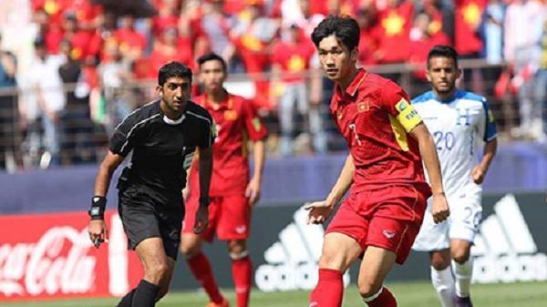 4 sự vắng mặt đáng tiếc trong danh sách của U23 Việt Nam, nhất là cầu thủ Hải Dương này