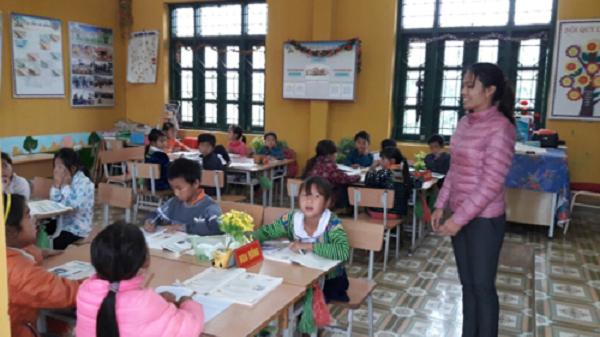 Điện Biên: 30 tỷ đồng hỗ trợ giáo dục huyện Mường Nhé