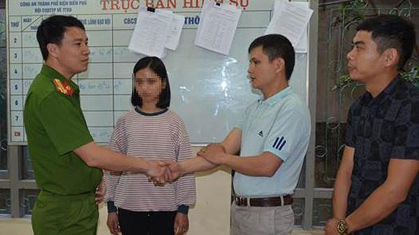Nữ sinh Điện Biên bỏ nhà đi làm thuê khiến gia đình hoang mang 'cầu c.ứu' công an