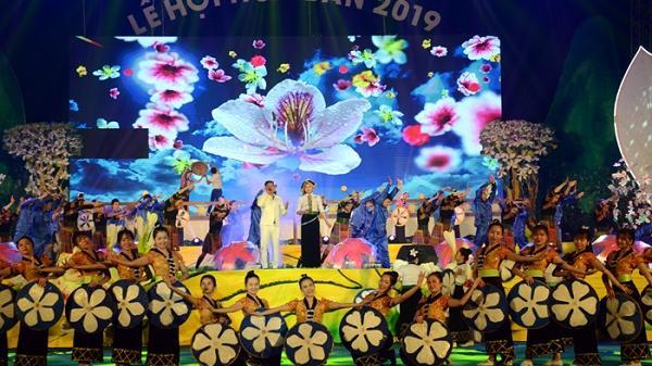 Tối nay (16/3), tỉnh Điện Biên sẽ khai mạc Lễ hội Hoa Ban năm 2019