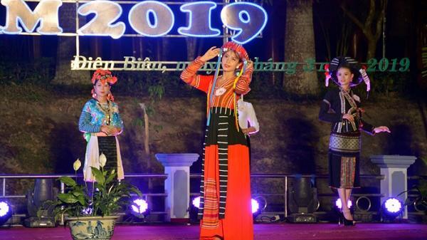 Điện Biên: Mãn nhãn trước vòng sơ khảo cuộc thi Người đẹp Hoa Ban năm 2019