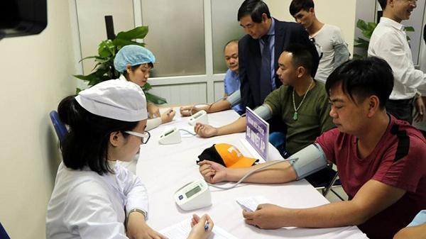 Khám sức khỏe 4000 lái xe ở Hải Dương, phát hiện 9 trường hợp dương tính m.a tú.y