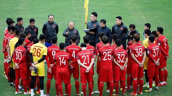 HLV Park loại 6 cầu thủ, chốt danh sách U23 Việt Nam: Đáng tiếc nhất là cầu thủ của CLB Hải Phòng